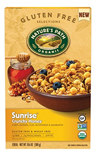natures-path-organic-gluten-free-cereal-crunchy-honey-sunrise-106-ounce-pack-of-6