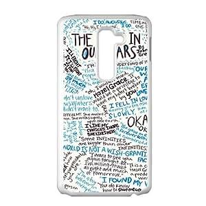 Fashion Unique Special White LG G2 case