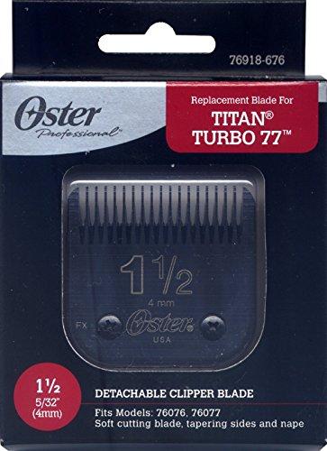 oster 76 blades agion - 7