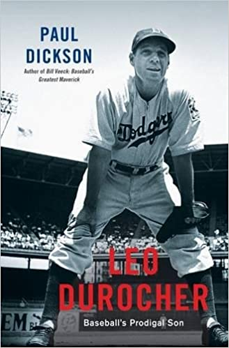 Image result for leo durocher baseball's prodigal son