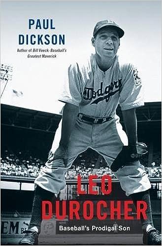Image result for leo durocher baseball's prodigal son