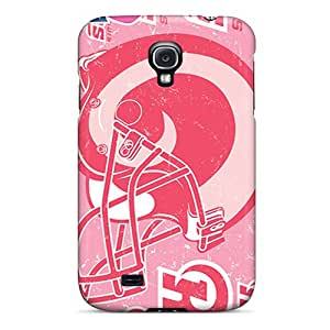 Samsung Galaxy S4 GCv15391GVfA Customized High Resolution St. Louis Rams Pattern Perfect Hard Phone Covers -CharlesPoirier