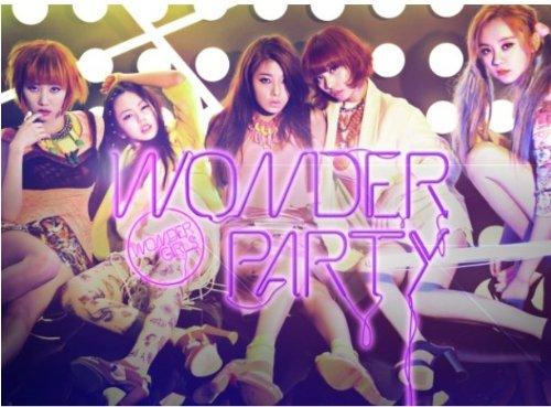 CD : Wonder Girls - Wonder Party (Asia - Import)
