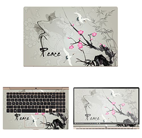 Decalrus - Protective Decal Skin Sticker for LG gram 15Z960 (15.6