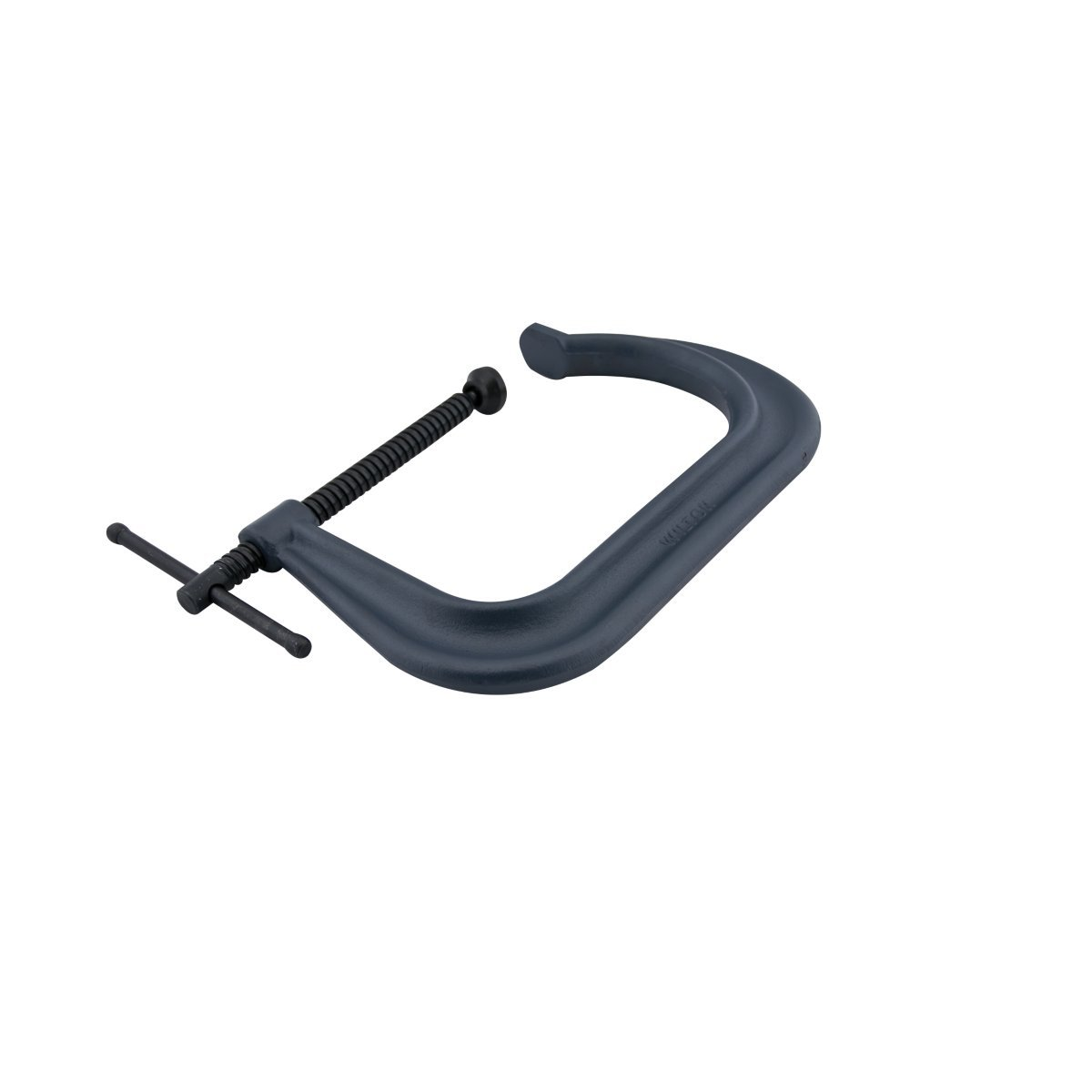 Wilton 14375 4406, 4400 Series Forged C-Clamp-Extra Deep-Throat, Regular-Duty, 0-Inch-6-Inch Jaw Opening, 5-Inch Throat Depth