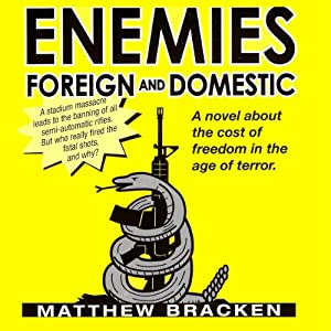 Enemies Foreign and Domestic Audiobook