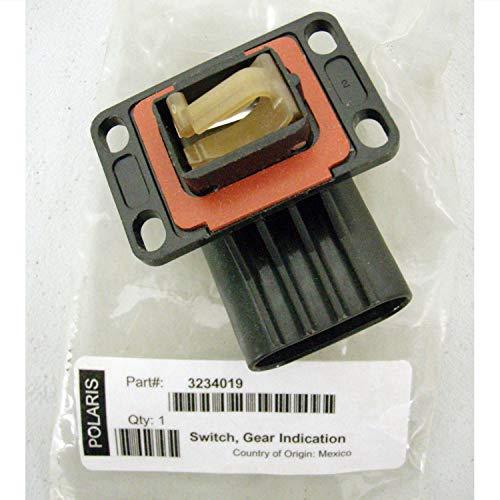 Polaris OEM ATV Main Gearcase 3 Position Shift Selector Switch 3234019 Magnum 325, 500, PTV ()