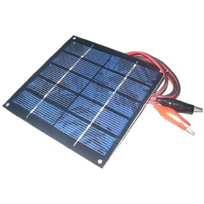 Sunnytech 1.25w 5v 250ma Mini Small Solar Panel Module DIY Polysilicon Solar Epoxy Cell Charger B019 : Garden & Outdoor