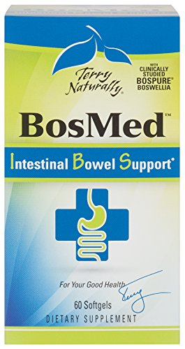 Terry Naturally BosMed Intestinal Bowel Support - 60 Softgels