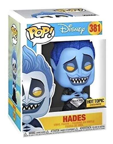 POP Funko Disney 381 Hades Diamond Special Edit