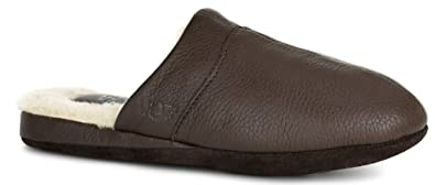 fc976108be250 UGG Men s Colter Stout Leather Slipper