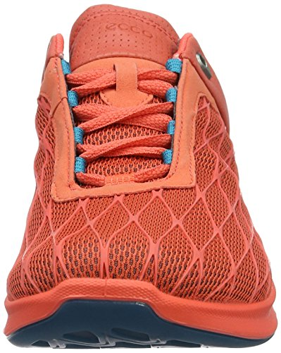 B Capri Fashion Coral Sneaker Sport Coral Breeze Exceed Blush ECCO Womens zw1x4