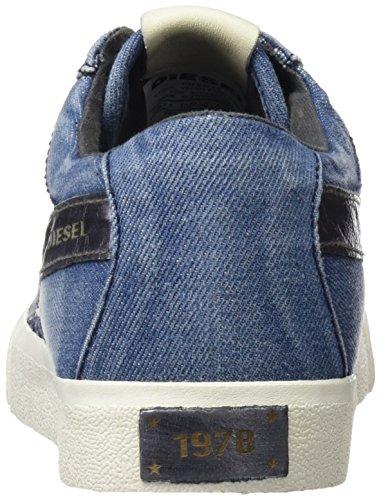 Diesel Y01323, Zapatillas para Mujer Azul (Indigo)
