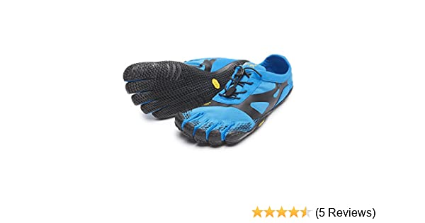 Amazon.com | Vibram FiveFingers Mens KSO EVO Barefoot Shoes ...