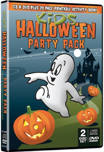 Kids Halloween Party Pack (Kid Recipes For Halloween Party)