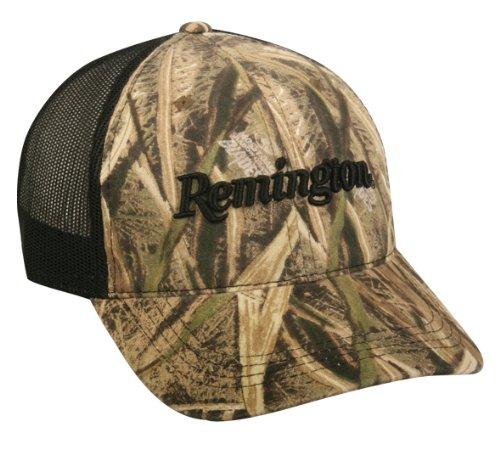 [Mossy Oak Shadow Grass Blades Remington Cap] (Mossy Oak Shadow Grass Hat)
