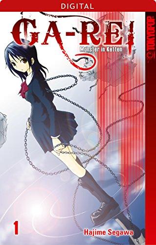 Ga-Rei - Monster in Ketten 01: Kapitel 1-4 (German - Ga Rei