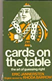 Cards on the Table, Eric Jannersten, 0047930160