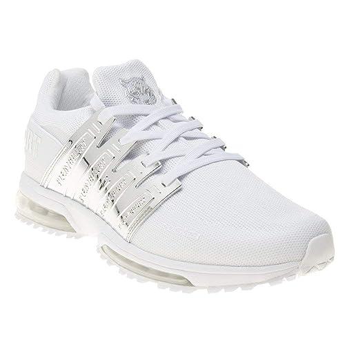 Plein Sport Runner Statement Rocked Herren Sneaker Weiß