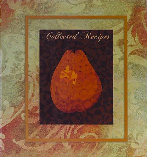 (Meadowsweet Kitchens Recipe Card Cookbook Binder Organizer - Chocolate Pear )