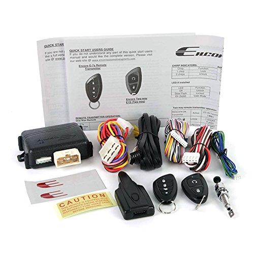 Auto Keyless Entry Car Universal Remote Keyless Entry System 2-way (Door Lock Dual Fuel Range)