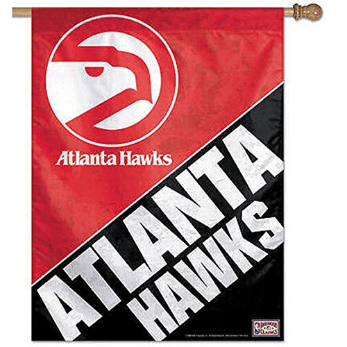 - WinCraft NBA Atlanta Hawks Vertical Flag, 27