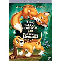 The Fox and the Hound: 2 Movie Collection (The Fox and the Hound / The Fox and the Hound II)