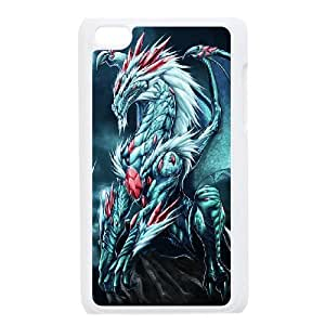 HOPPYS Phone Case Dragon,Customized Case For Ipod Touch 4