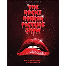 The Rocky Horror Picture Show 40th Anniversary [Blu-ray]