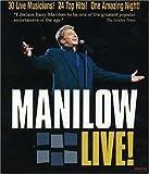 Manilow Live! [HD DVD]