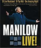 Barry Manilow: Manilow Live! [HD DVD]