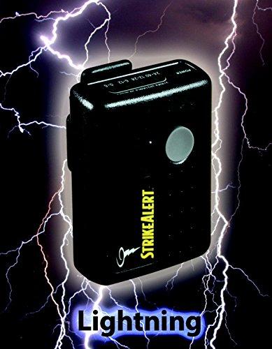 (Strike Alert Personal Lightning Detector)