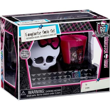 Price comparison product image Monster High Fangtastic Smile Set, 3 Pc