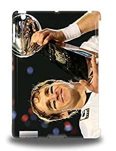 Protective Tpu Case With Fashion Design For Ipad Air NFL New Orleans Saints Drew Brees #9 ( Custom Picture iPhone 6, iPhone 6 PLUS, iPhone 5, iPhone 5S, iPhone 5C, iPhone 4, iPhone 4S,Galaxy S6,Galaxy S5,Galaxy S4,Galaxy S3,Note 3,iPad Mini-Mini 2,iPad Air )