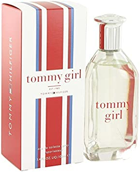 Tommy Girl By Tommy Hilfiger – Cologne Spray 3.4 Oz New Packaging