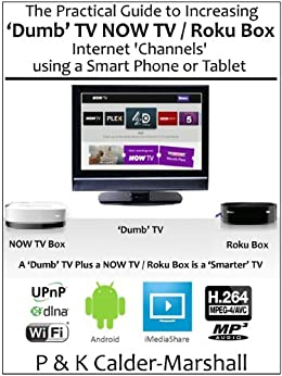 the practical guide to increasing 39 dumb 39 tv now tv roku box internet 39 channels 39 using a smart. Black Bedroom Furniture Sets. Home Design Ideas