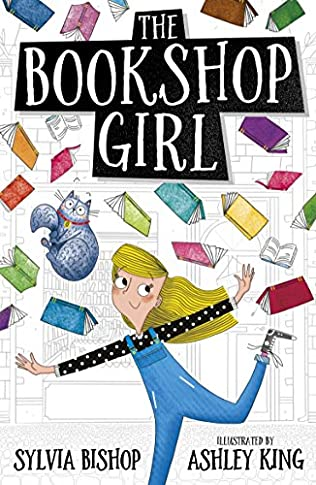 book cover of The Bookshop Girl