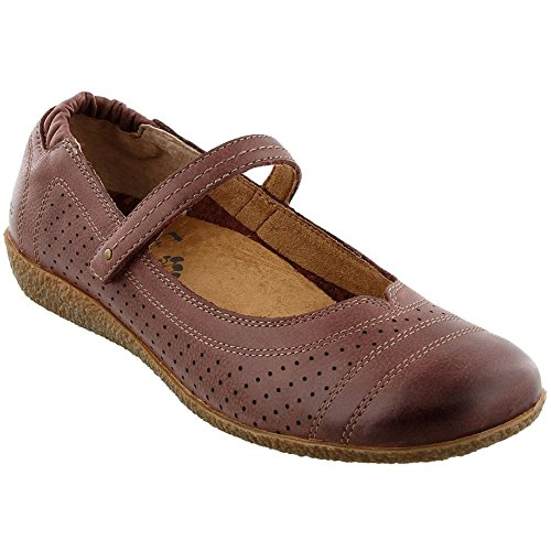 Taos Footwear Women's Transit Bordeaux Mary Jane 8 M US