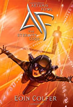 The Eternity Code 0439573882 Book Cover