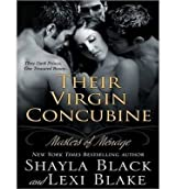 [ [ Their Virgin Concubine (Masters of Menage #03) - IPS ] ] By Black, Shayla ( Author ) Aug - 2013 [ Compact Disc ]