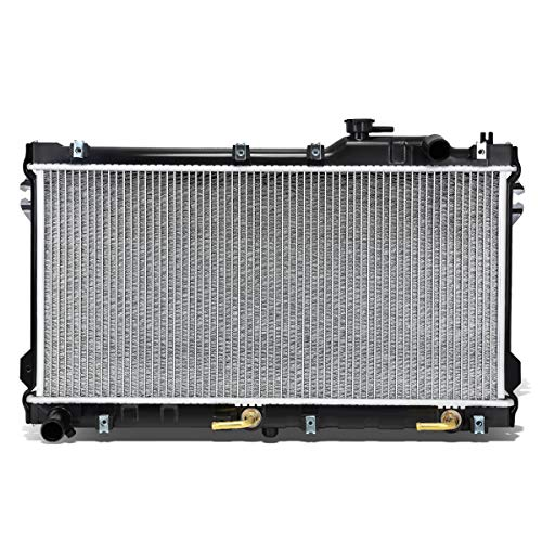 DNA Motoring OEM-RA-1140 Aluminum Core Radiator DPI 1140