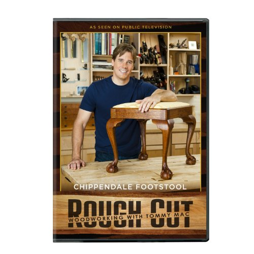 Rough Cut - Woodworking Tommy Mac: Chippendale ()