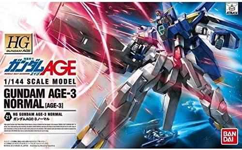 Bandai HG Gundam AGE 1//144 AGE-3 Gundam AGE-3 Normal Plastic model kit