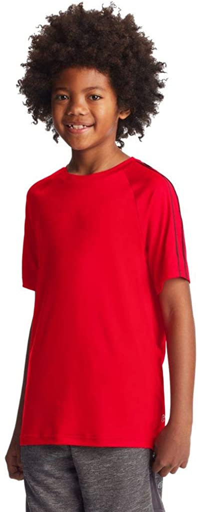 C9 Champion Boys Fashion Tech Short Sleeve T Shirt