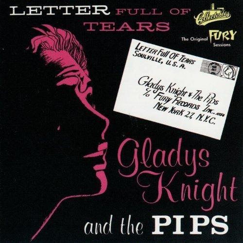 GLADYS & THE PIPS KNIGHT - Letter Full of Tears + 10 Bonus Tracks