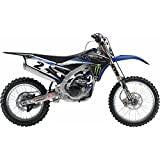 Factory Effex 19-12222 Monster Shroud/Airbox Graphic Kit