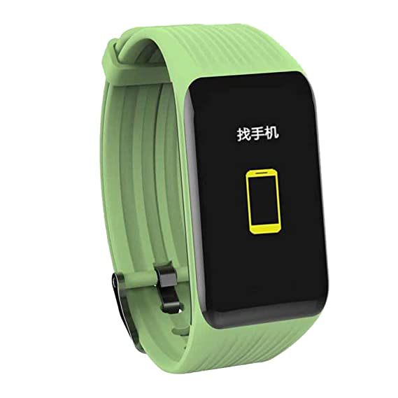 Amazon.com: Bluetooth Smart Watch Bracelet - Star_wuvi Smart ...