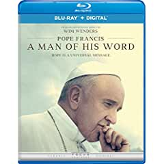 Pope Francis - A Man of His Word debuts on Blu-ray, DVD and Digital Dec. 4 from Universal Pictures