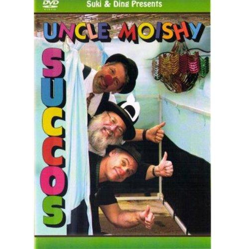 Uncle Moishy Succos DVD