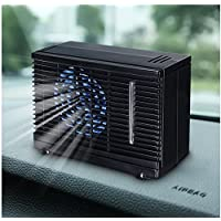 MD Group Home Car Cooling Fan 24V Portable Cooler Water Ice Evaporative Air Conditioner